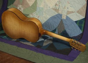 Grand concert #12 in sugar maple