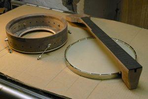 banjo parts