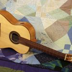 Classical guitar front