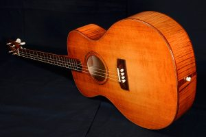 Tenor no 19 in shaded Adirondack spruce.